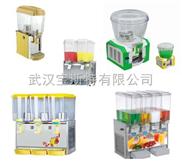 冷熱飲料機雙缸果汁機黃石供應