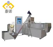 双螺杆变性淀粉膨化机、变性淀粉生产线