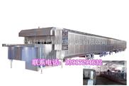 上海红联燃气电热隧道炉 月饼加工生产线