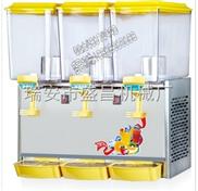 冰之樂三缸冷熱飲料機 果汁機 冷熱飲機 奶茶機 噴淋/攪拌 商用