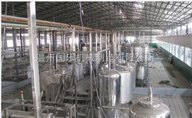 花生奶饮料生产线
