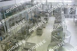 牛奶乳品生产线