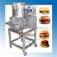 FX-2000全自动汉堡肉饼成型机 汉堡必备