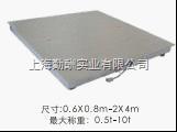 小地磅(1.5*1.5)勤酬超低单层电子地磅