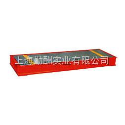 SCS汽车轴重称重板-上海固定式轴重秤