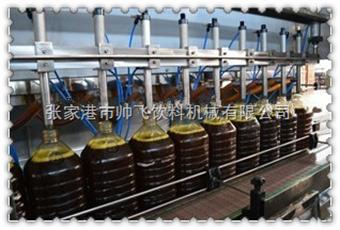 SF桶装食用油灌装机