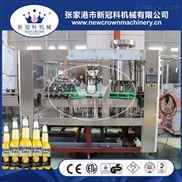 CGF-24-24-8-三合一啤酒灌装机 玻璃瓶皇冠盖