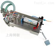 气动液体灌装机活塞式厂家价格