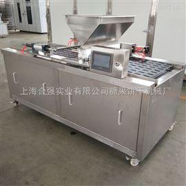 HQ-600/800型上海芝麻薄片成型机 肉松蛋糕注糊机