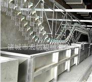 專業定制 雞鴨屠宰打蠟機 脫蠟機 家禽屠宰流水線設備