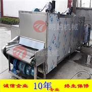 明超紅薯干烘干機 紅薯干加工設備工作原理