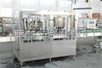 全自动含气饮料瓶装灌装生产线