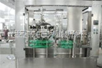 中小型全自动气泡水灌装生产线