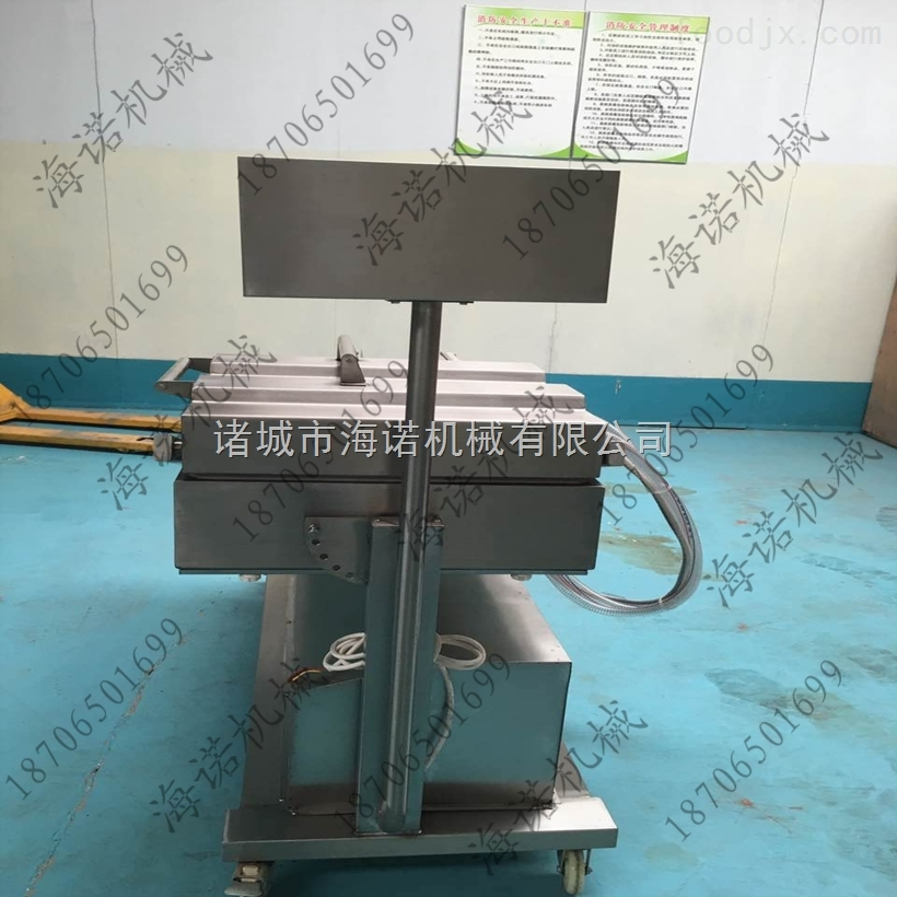 DZ-600/2S粉剂倾斜式真空封口包装机     淀粉双室倾斜式真空包装机