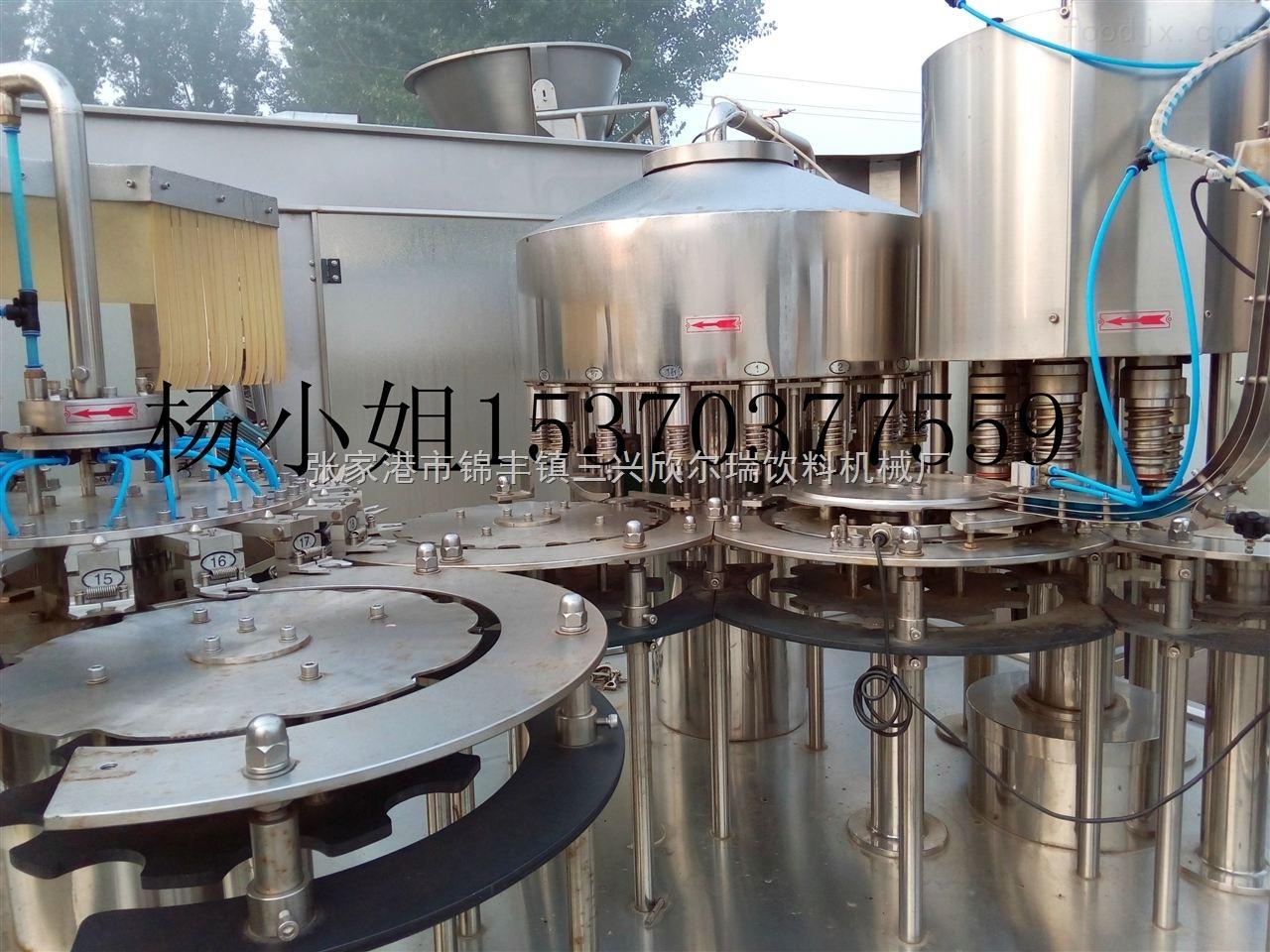 瓶装水生产设备