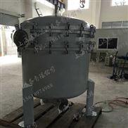 上海厂家直销特氟龙碳钢袋式过滤器