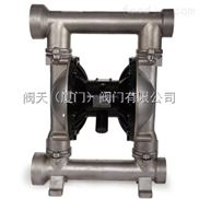 进口气动隔膜泵 德国LYKAN莱肯泵业中国总代理