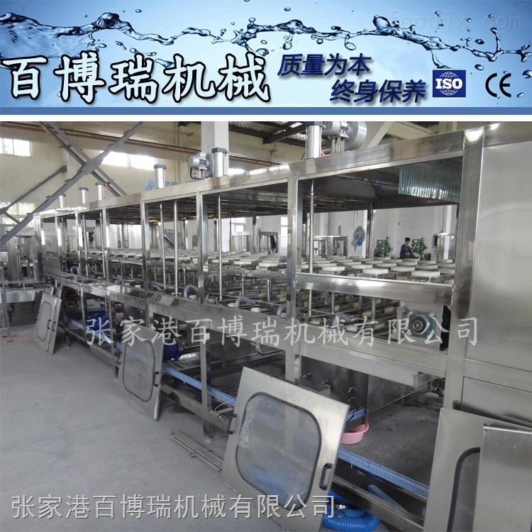 矿泉水灌装机成套大桶5加仑灌装生产线三合一灌装机