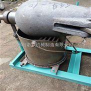 老式手摇手动爆米花机配有火炉风机皮桶防火纱