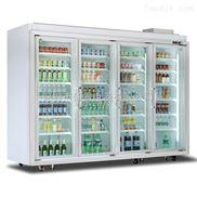 超市四門飲料冰柜