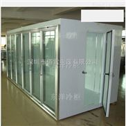 前后开门饮料柜 饮料冷柜生产厂家