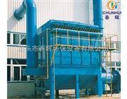 75T锅炉布袋除尘器大型锅炉脱硫除尘器设备原理