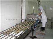 鲮鱼罐头生产线