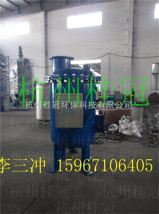 旁流水物化全程综合水处理器