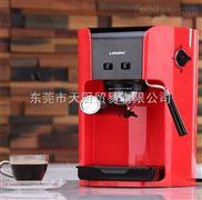 LEHEHE樂呵呵LHH-050R/W壓力式咖啡機 半自動咖啡機 商用家用正品