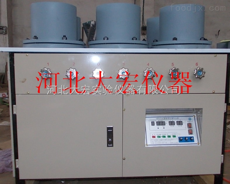 HP-4.0数显混凝土抗渗仪