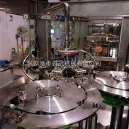 專業生產14-12-5小型玻璃瓶果汁灌裝機
