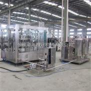 DGCF-玻璃瓶碳酸饮料生产线