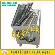 山东白萝卜清洗机,厂家直销品质保证