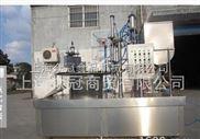 半自动豆制品自立袋灌装旋盖机
