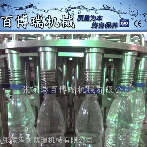 饮料灌装机果汁三合一灌装机
