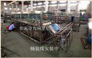 450桶全自动桶装水生产线