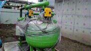 工业冷却塔循环水浅层砂过滤器