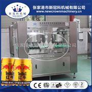 XGF18-4厂家供应凉茶易拉罐二合一灌装封口设备
