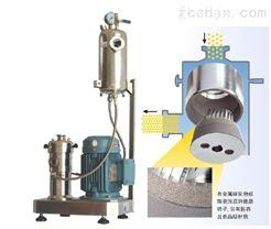 GM2000/4纳米三级口服液胶体磨