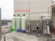 昆明松芝水处理10吨/小时双级反渗透纯净水设备