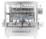 伺服全自动灌装机 酱油醋灌装生产线 非标定制