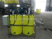 湖南武冈酸碱ph调节加药装置加药搅拌机装置通用设备