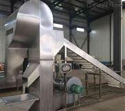 大型毛豆风选机 自动野毛豆加工设备 毛豆清洗机 自动分选机