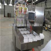 供应厂家直销昊坤科技周黑鸭气调盒式真空包装机