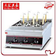 立式电热六头煮面炉