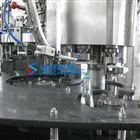 24-24-8全自动三合一小瓶含气饮料灌装生产线