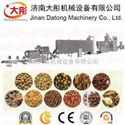 DSE90-湿法宠物饲料膨化机生产线
