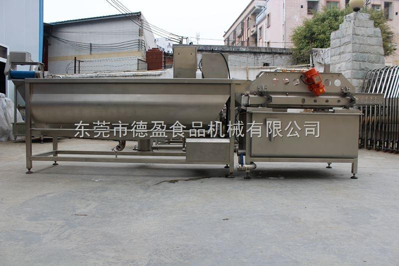 DY-3500-东莞德盈上海青鼓泡清洗机
