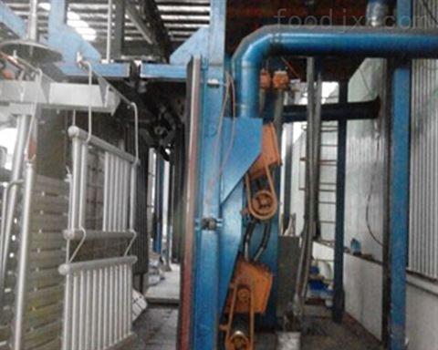 立式钢构抛丸机-抛丸机生产厂家