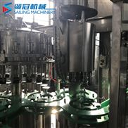 DCGF18-18-6-廠家供應玻璃瓶三旋蓋灌裝機小瓶灌裝機液體食品包裝機果汁包裝機